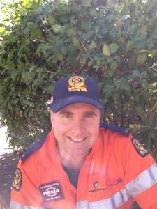 Dr Steven Griffith SES Rescuer